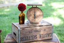 Vintage Scales Ideas
