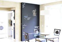 inspirasjons vegg