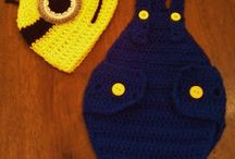Crochet Faves