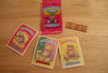 Garbage Pail Kids  / I was mad on these in the 80s, I still am