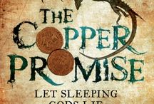 The Copper Promise / Anything related to my book, The Copper Promise - the first in an epic fantasy trilogy, published by Headline in February 2014.