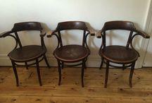 Mundus Thonet Chairs
