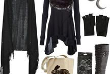 Witchy wear