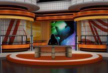 News Virtual Sets