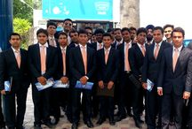 International Business Management Students Visit Mother Dairy on 10th September'14 / Agenda of the Visit:   Exposure to Production Line, Quality Management, Assembly Line and Shop Floor