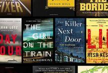Reading List - Thrillers