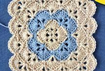 Crochet - motif