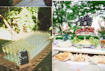 Bryllup velkomstrom