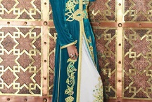 Moroccan dresses and fashion