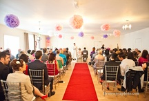 Sugar & Spice  / From classic to funky! At Kippure Estate we understand that everyone has different ideas about what a wedding should be.  That is why we tailor every wedding to the wishes of the couple; we don't just offer an 'off-the-shelf' package.