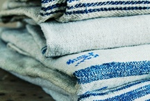 Lovely Linens / Linens for the home and projects