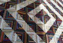 Log Cabin Love / Share your Log Cabin quilt creations with us!  http://www.quiltstudy.org/exhibitions/nowshowing/designdynamics/designdynamics_resources.html Send us a message, and we'll invite you! (Make sure you follow @iqscm!) Let's get pinning!