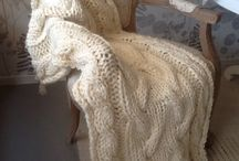 Big knitting / From Etsy shop Ohlalaknitting