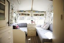 Campers / Inspirational camper renovations and ideas