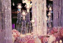 """Lavender Wedding / by """"I Do""""...Balloons, Weddings, & Events"""