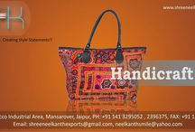 Bangali and Kantha Printed Bag / Bangali Kantha Printed are specially designed to serve as fashion quotient and are the preferred choice of new generation as these bags lend a gorgeous look to the wearer. handicraft bag, departure to orthodox and traditional bag, must for a girl, it has compartments with a pocket for keeping cash, cosmetic, mobile etc.