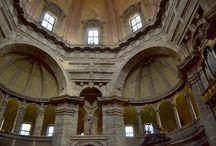 wielkie budowle centralne romanizm