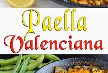 paellas valenciana