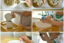 Małe dzieci - zabawki i pomoce (DIY i inne)