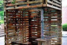 Pallets / by Melissa Perry