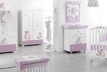 Detské nábytky