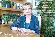 Quick Video Success Tips / Sharon Michaels has been mentoring and empowering women in business to greater personal and professional success for over 25 years. You'll find this Board filled with personal and professional development Quick Video Success Tips. Enjoy! http://www.youtube.com/ThePowerToSucceed