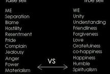 Ego vs spirit yoga
