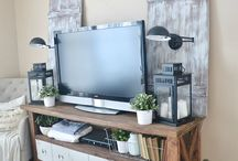Entertainment center ideas