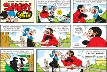 Daylight Savings Comics
