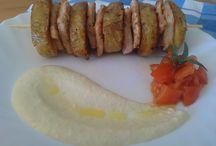 Meat, chicken, duck..-->Yo soy de carne  Recetas de Anansies