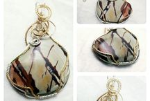 Jewelry Making: Pendants / Selection of pendants posted on Jewelers.Community