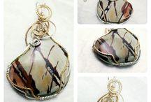 Jewelry Making: Pendants / Selection of pendants posted on Jewelers.Community