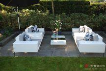 Lounge fauteuils Lineo
