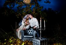 Shooting photos Romeo & Juliette