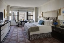 Spacious Accommodations / by The New York Palace