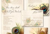 Wedding invitation inspiration / Ideas I love / by Paperlicious
