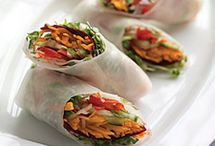 Asian Recipes / by Hollie Williams