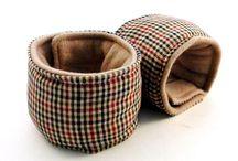 Bracelets / Loom bracelets, rainbow, diy