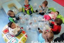 sala bebês