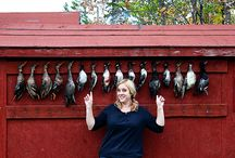 Yes, Women Hunt Too!  / by {The Kitchen Magpie} Karlynn Johnston