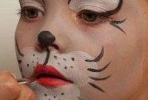 maquiagem infantil