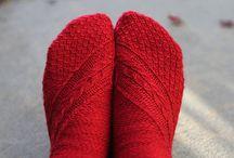 Socks! Socks! Socks! / Sock patterns