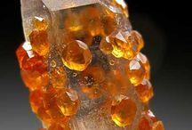 Crystals/minerals