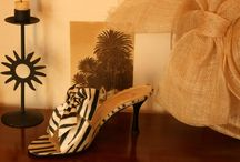Animal prints / A must have! Jaguar and zebra prints are a timeless classic, but they add that special, soft-roaring note.