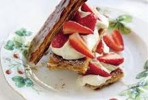 All time fav desserts / Lovely, lush gooey and beautifull
