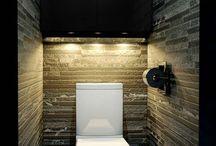 toilettes et salle de bain