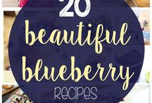 Blueberry Recipes
