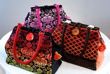 Knittied bags / Knitted bags