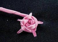 vysivani růže