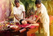 Luxury spas /  Pinning the very best from the world of luxury spas